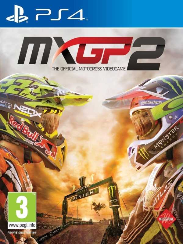 MXGP – The Official Motocross 2