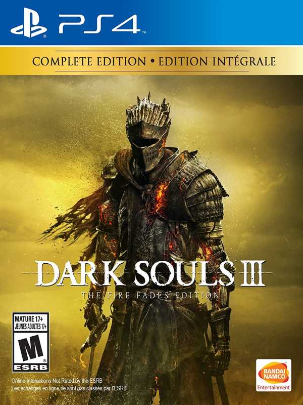 Dark Souls III: The Fire Fades Edition