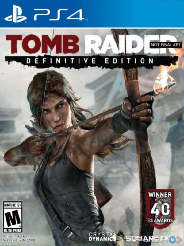 Tomb Rider : Definitive Edition